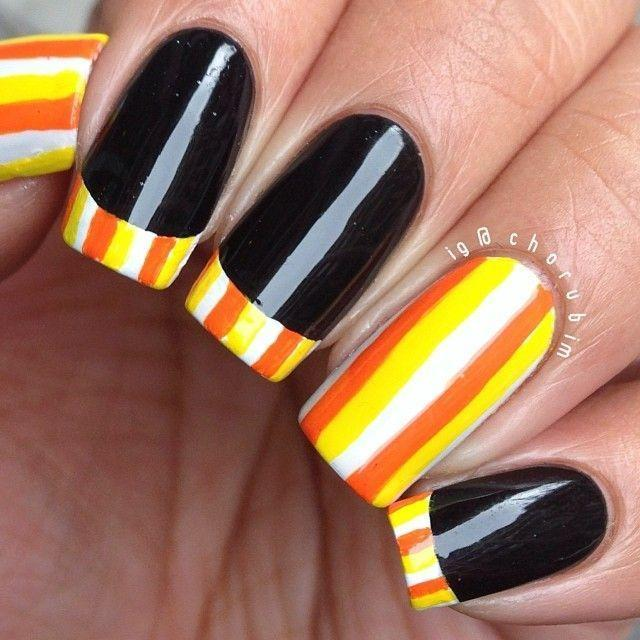 halloween-nail-art-candy-corn