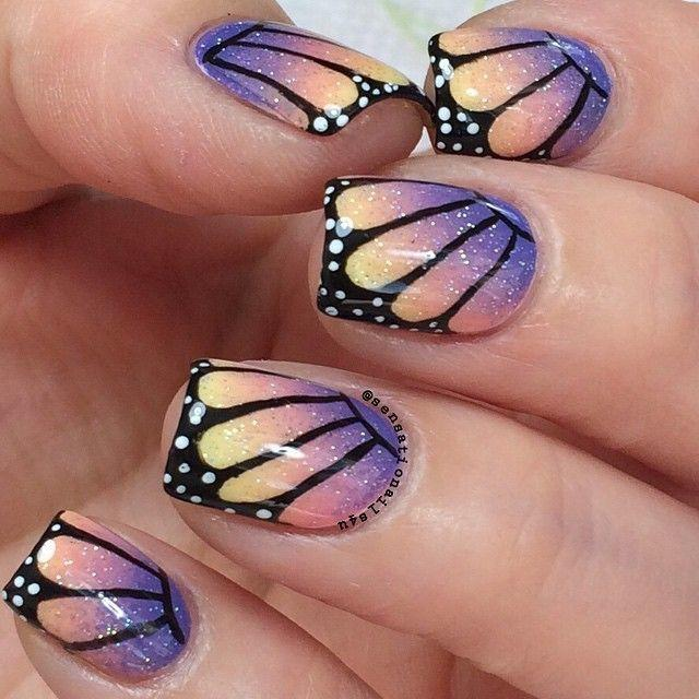 nail-design-butterfly-12