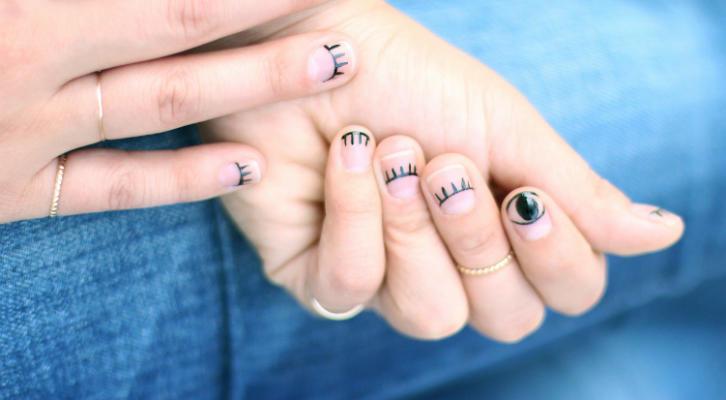 Маникюр по фен шуи: какие пальцы красить, значение и фото