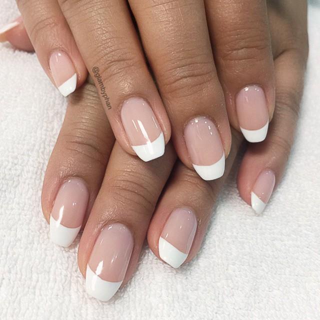 Как сделать ногти в 10 лет