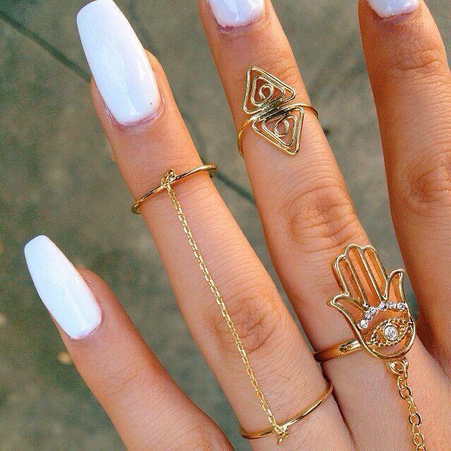 Модные ногти на руках