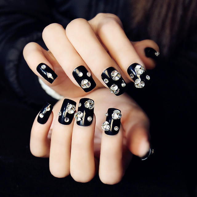 New-Arrival-Lady-Artificial-Black-Diamond-Fake-Nails-Full-Acrylic-Nail-Tips-False-Nails-3d-Design.jpg_640x640