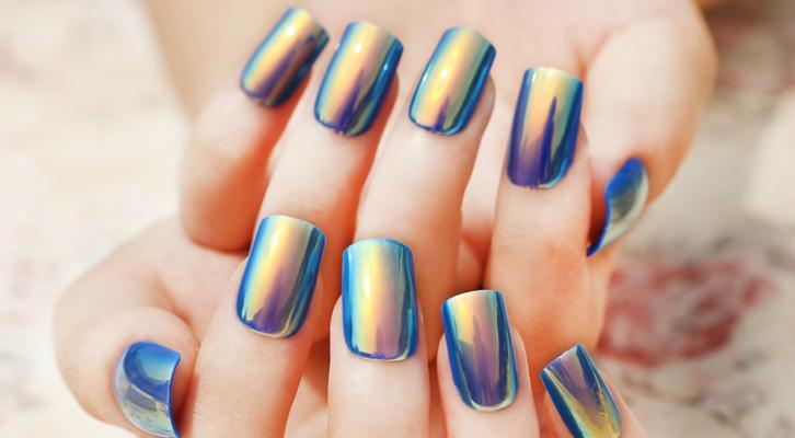 Самые актуальные формы наращенных ногтей