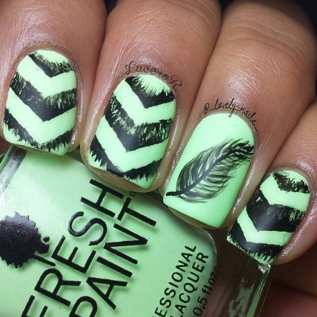 design-nail-green8