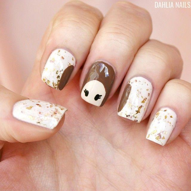 princess-leia-nail-art