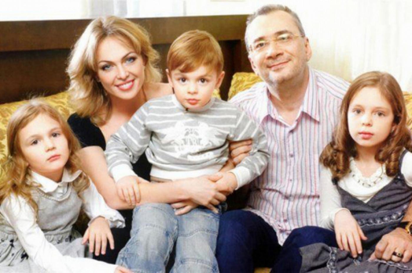 Григорий беленький биография личная жизнь дети фото