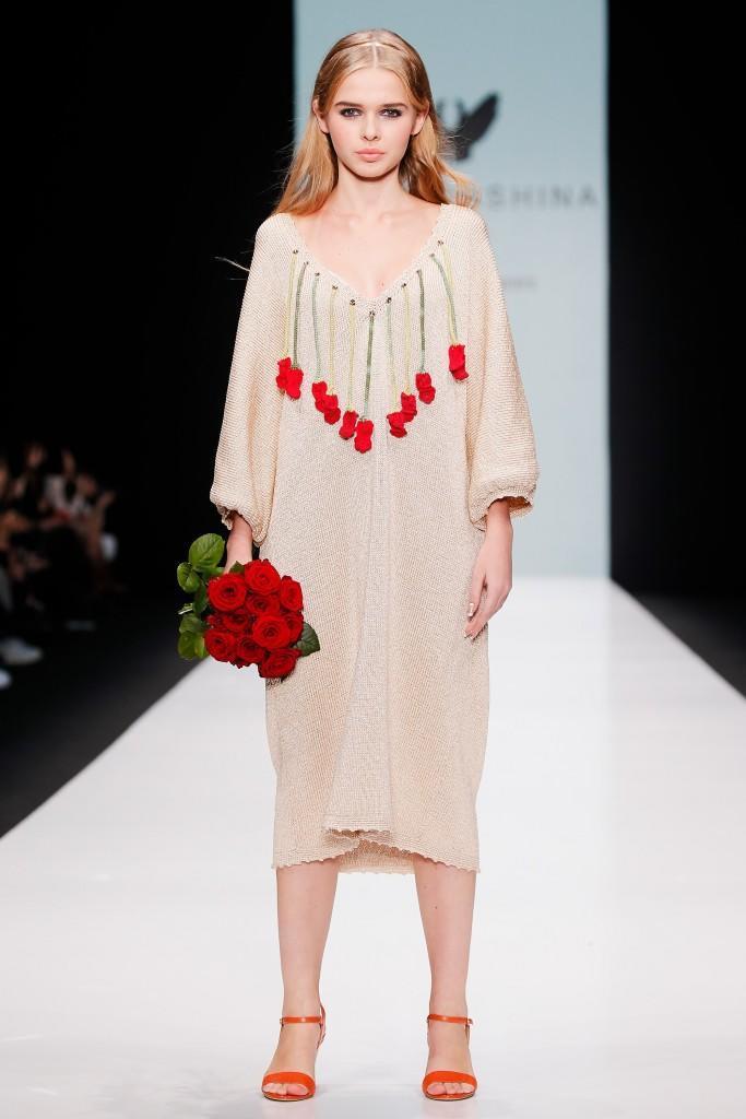 33rd Season of Mercedes-Benz Fashion Week Russia Day 1