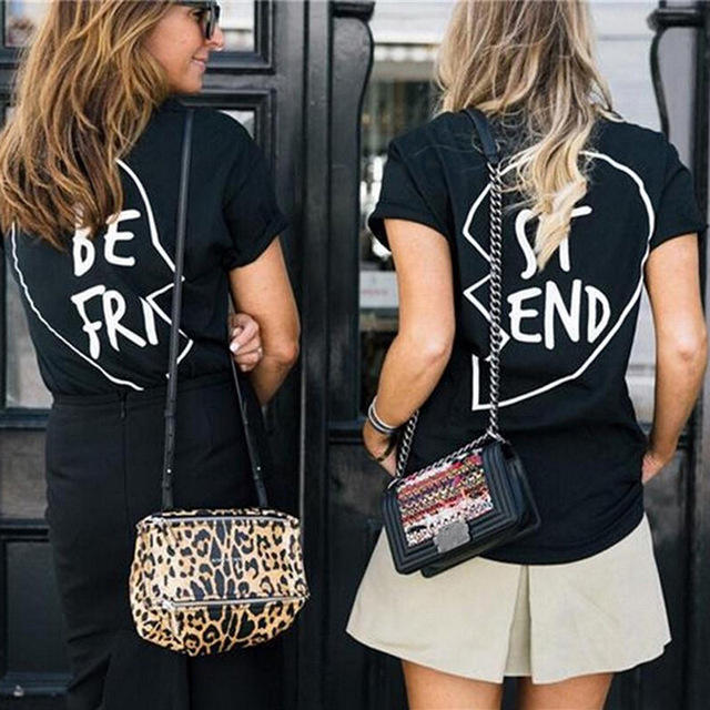 M-XL-2016-Summer-Best-Friends-T-Shirt-Print-Letter-BE-FRI-ST-END-Women-T.jpg_640x640