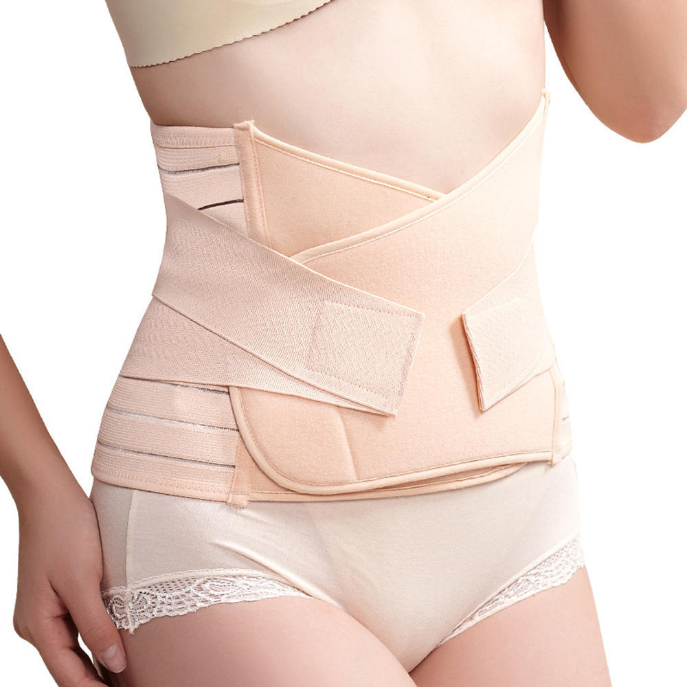 Pregnant-Woman-Postpartum-Recovery-Belt-Pregnancy-Girdle-Tummy-Slimming-Waist-Cincher-Belly-Band-Shapewear-Waist-Training