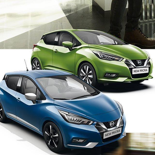 2017-Nissan-Micra-in-blue-and-green-colours