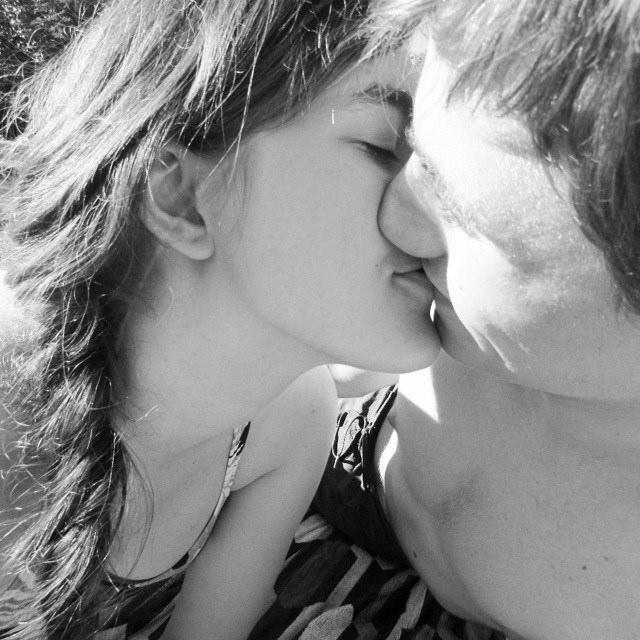 Хотите научиться целоваться хорошо? Тогда ничего не бойтесь!