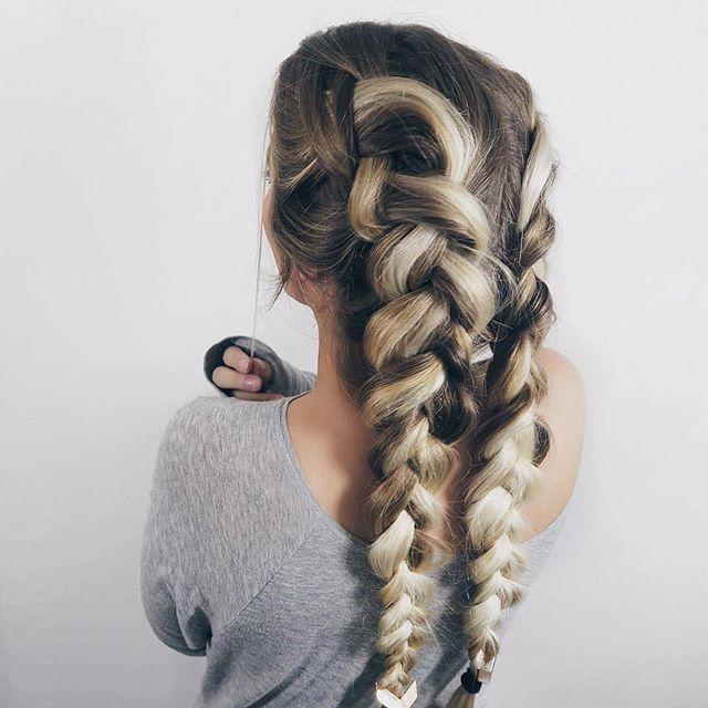 Объемная коса подчеркнет романтичность натуры.