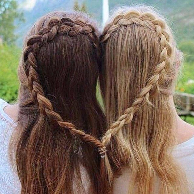 Прически с косами идут всем без исключения!