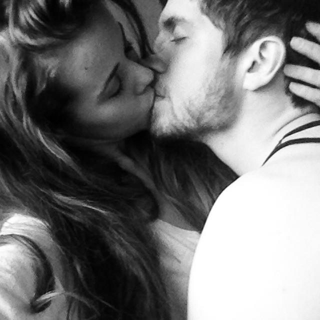 Поцелуй с любимым человеком — невероятное чувство!