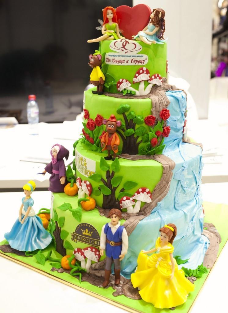 Торт от кондитерского дома Shokolord