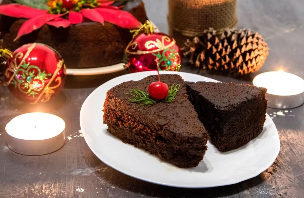 Рождественский кекс не требующий выдержки (2)_preview