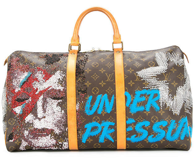 JAY AHR David Bowie vintage Louis Vuitton holdall - Available at Farfetch.com (4)