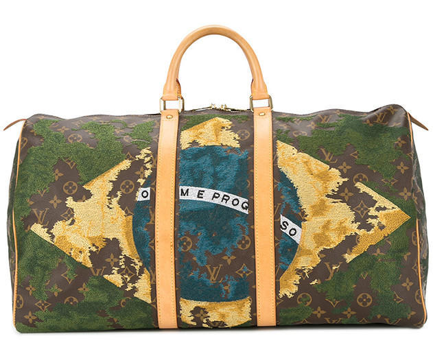 JAY AHR vintage Louis Vuitton holdall - Available at Farfetch.com (25)