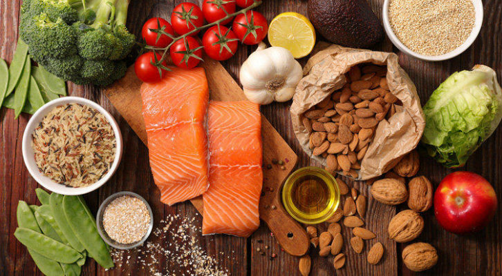 Правильное здоровое питание t c